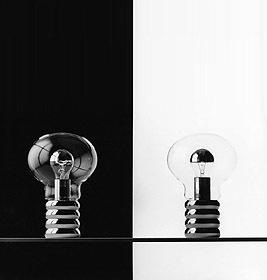La lampe Bulb d'Ingo Maurer.