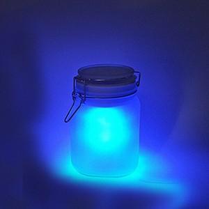 Lampe led lavieenrouge for Lampe pot de confiture