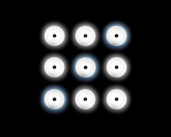 Applique tr s art minimal lavieenrouge - Appliques flos ...