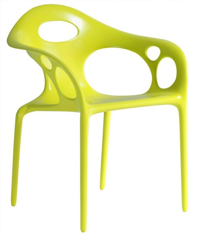 le fauteuil et la chaise supernatural de la collection moroso lavieenrouge. Black Bedroom Furniture Sets. Home Design Ideas