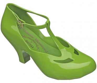 chaussures en plastique recyclable melissa lavieenrouge. Black Bedroom Furniture Sets. Home Design Ideas