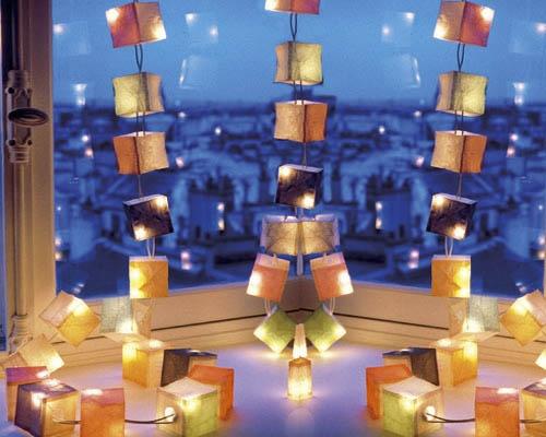 La guirlande de lumière de chez Tsé Tsé. – Lavieenrouge