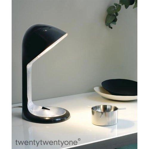 la lampe cl a inspir e du design des ann es 60 70 lavieenrouge. Black Bedroom Furniture Sets. Home Design Ideas