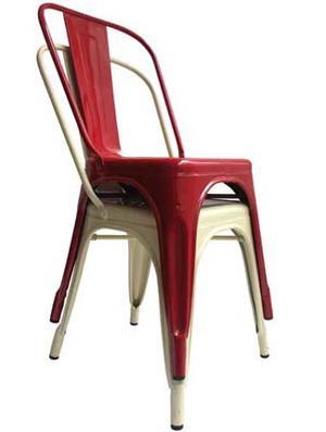 Chaise tollix dcoration scandinave avec des chaises tolix for Sklum sedie