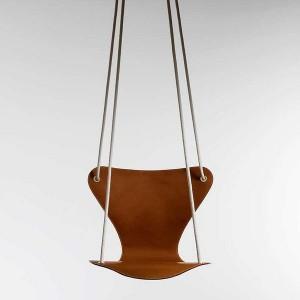 balançoire Vuitton et Arne Jacobsen