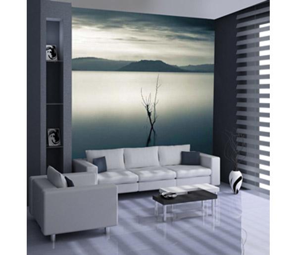 papier peint motif urbain graffiti zen lavieenrouge. Black Bedroom Furniture Sets. Home Design Ideas