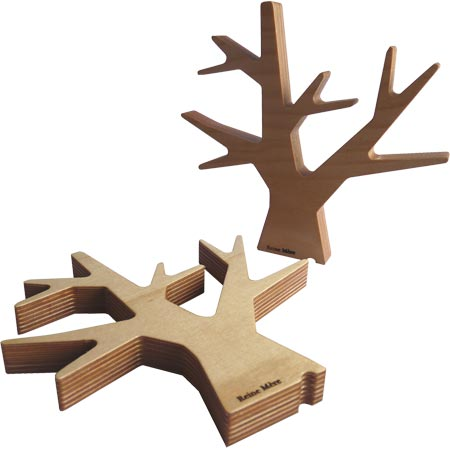 R gle en bois design lavieenrouge - Dessous de plat en bois ...