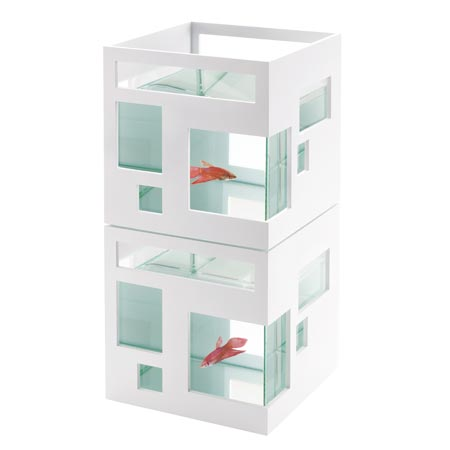 Aquarium design les poissons rouges ont d sormais le for Aquarium design poisson rouge