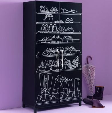 armoire pour chaussures lavieenrouge. Black Bedroom Furniture Sets. Home Design Ideas
