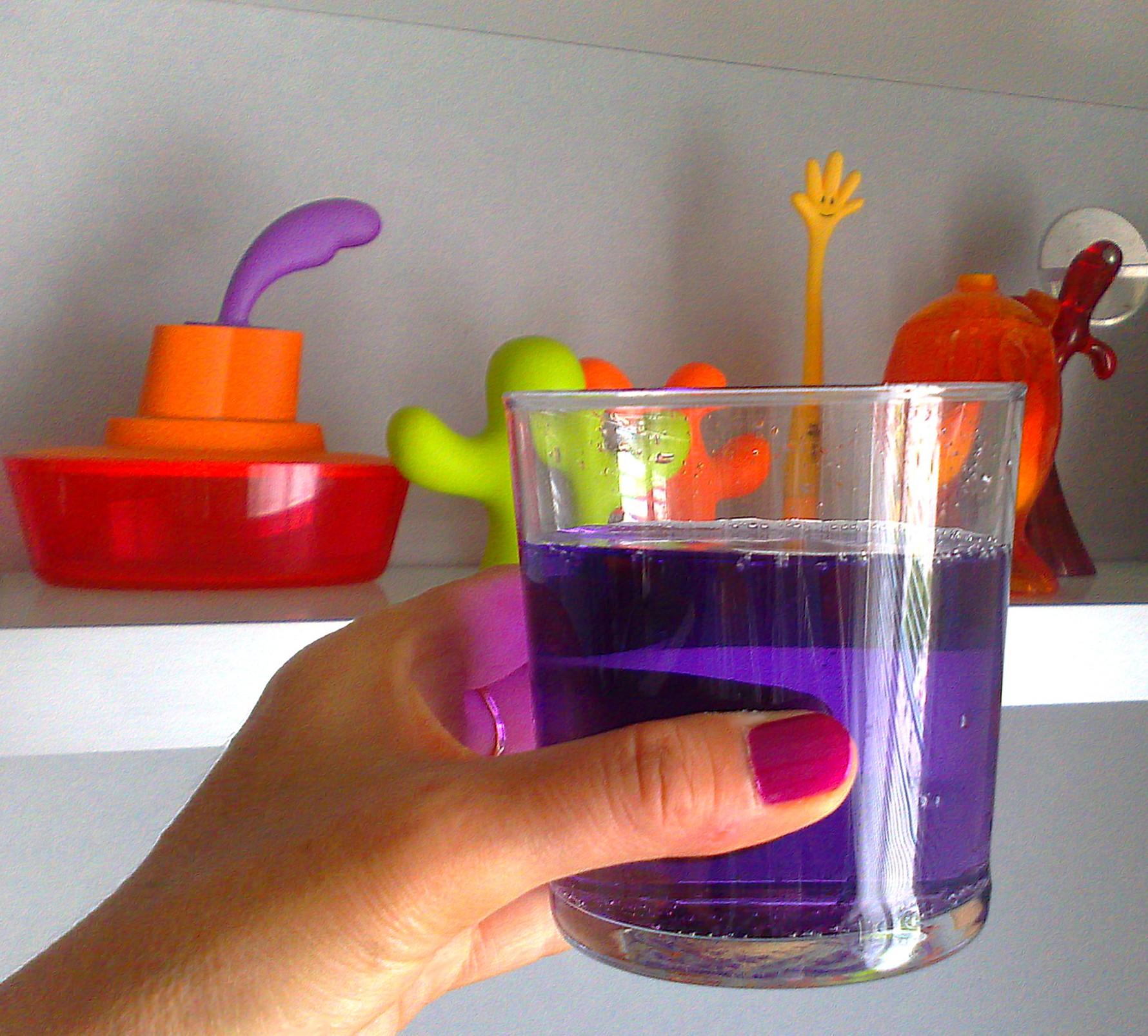 Sirop de concombre lavieenrouge - Sirop de violette ...
