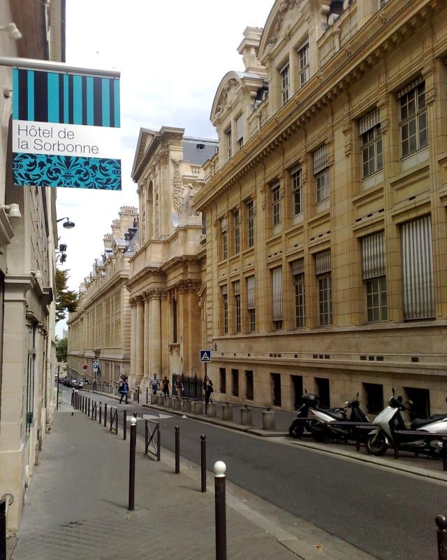 H tel design quartier latin for Design hotel sorbonne