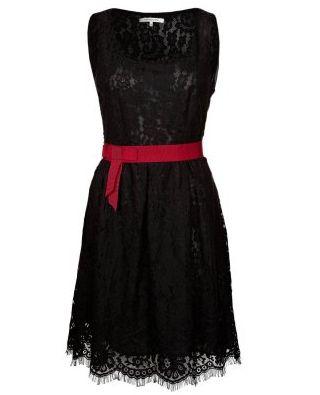 robe noire g rard darel lavieenrouge. Black Bedroom Furniture Sets. Home Design Ideas