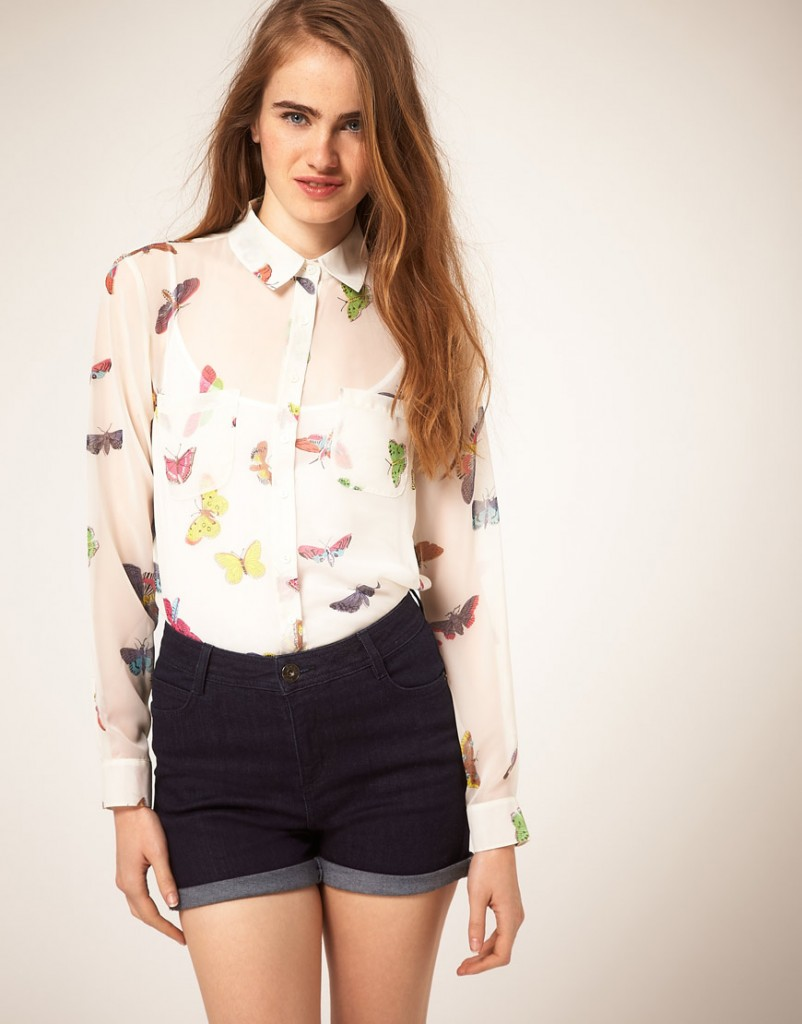 La tendance insecte lavieenrouge for I like insects shirt