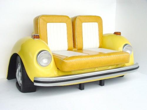 Canapés customisés style années 50. – Lavieenrouge