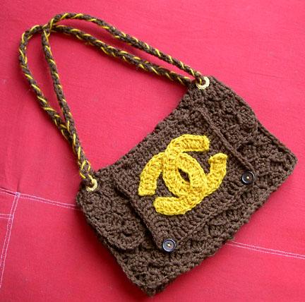 Un vrai faux sac Chanel. – Lavieenrouge b452e59f24e