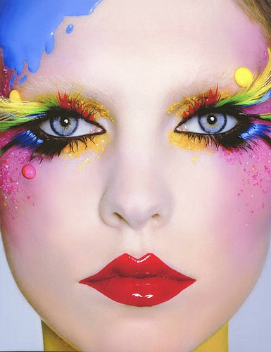 Bien-aimé Comment être très mal maquillée? – Lavieenrouge SC95