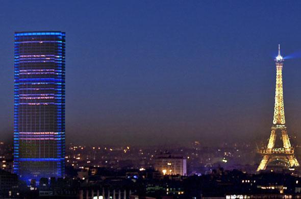 Ma nuit l h tel le m je dis aime lavieenrouge for Hotel design montparnasse