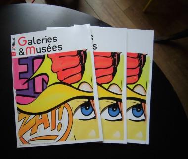 Galeries & Musées.