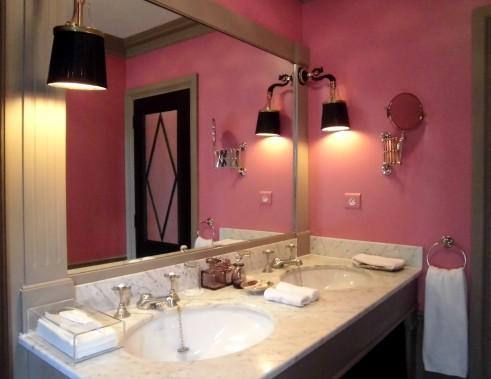 Salle de bain Mata Hari.