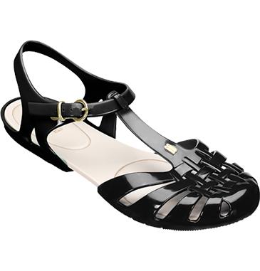 Chaussures melissa-aranha-hits