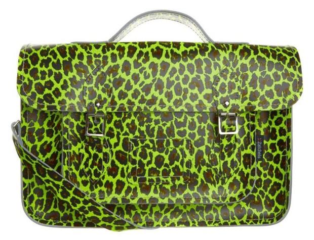 sac léopard