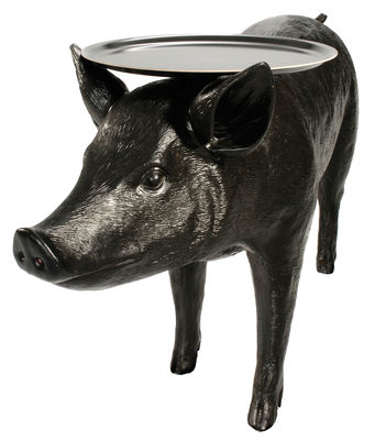 table basse cochon