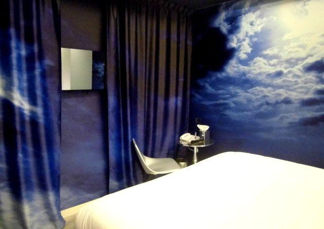 Chambre Celeste angely hôtel.
