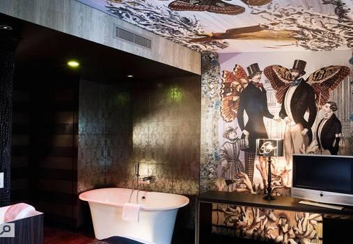 chambre hôtel Bellechasse