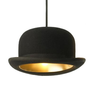 chapeau-melon-lampe