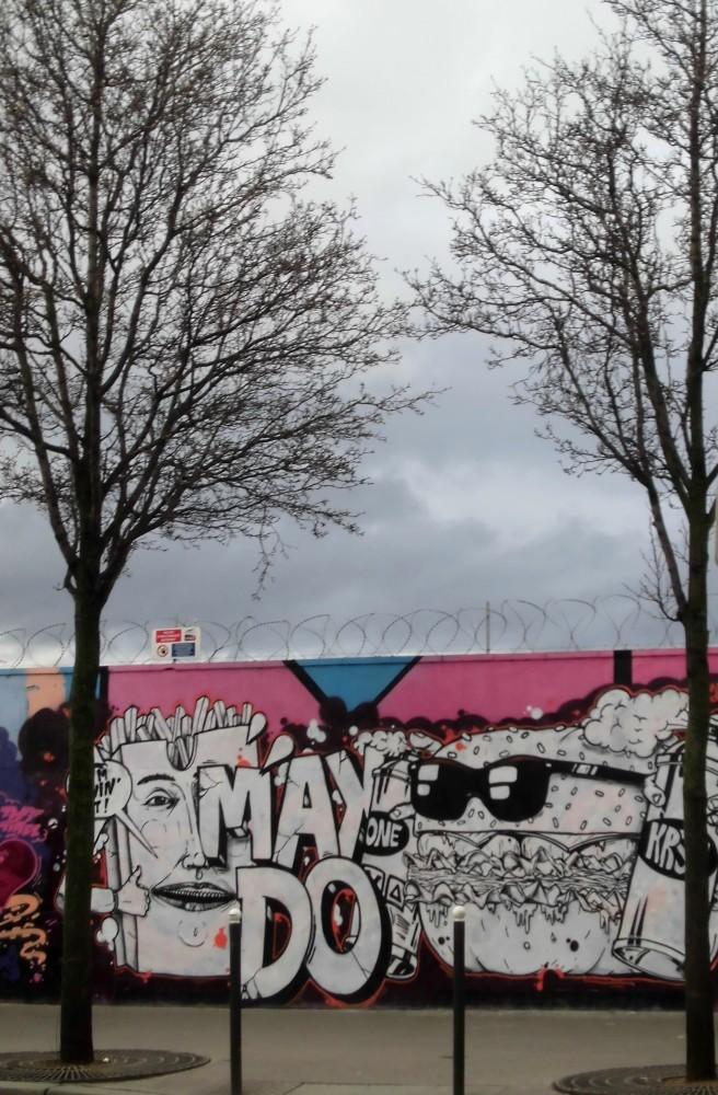 graffiti paris nord