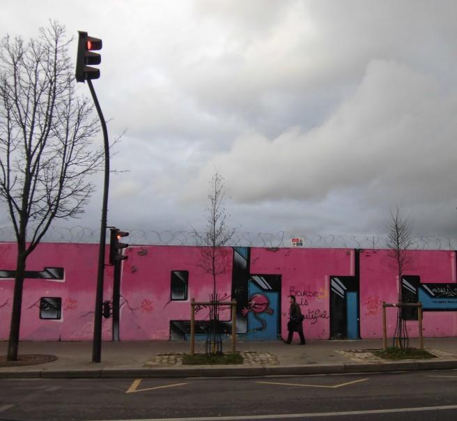 graffitis Paris