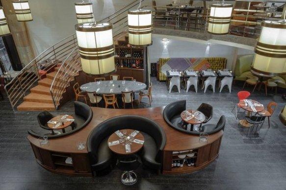 le Belmont restaurant Paris
