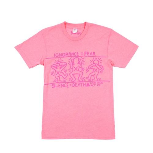 tee shirt keith haring
