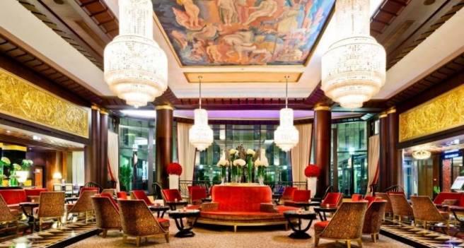 Hôtel du Collectionneur salon