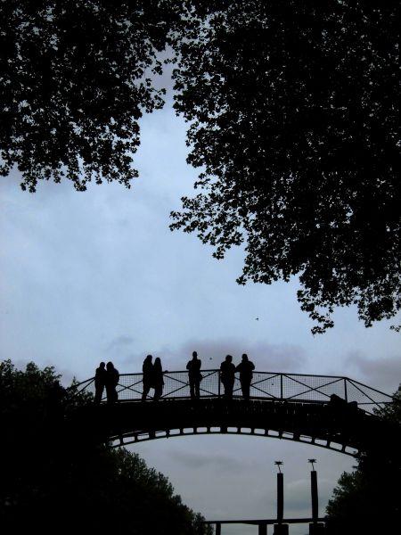 les canaux de Paris 11