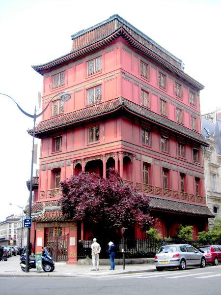 rue de Courcelles Paris