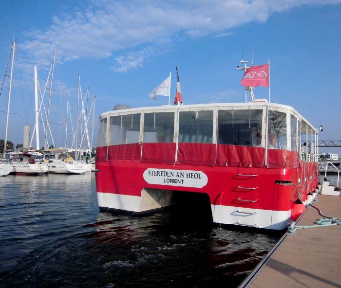 bateau de Groix