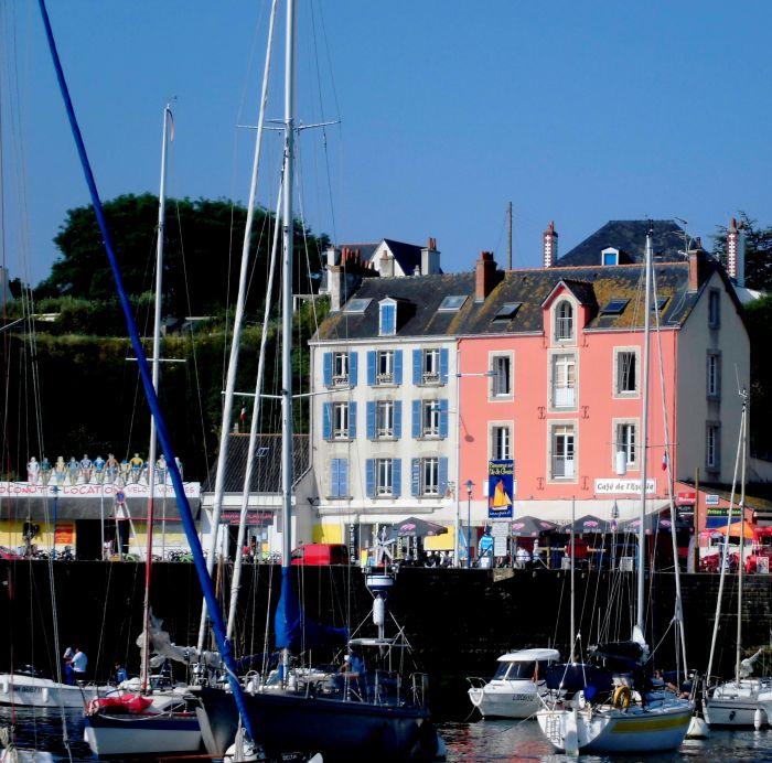le port de Groix