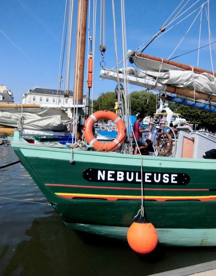 La Route de L'Amitié2013. Escale Lorient.