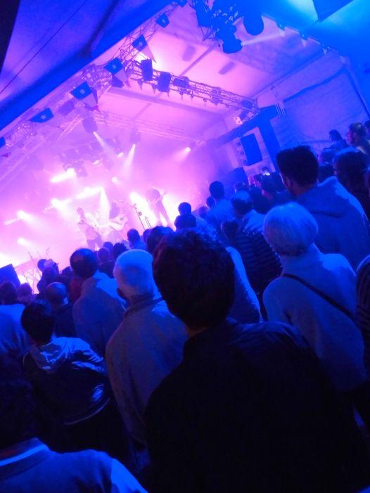 Chapiteau de l'Acadie festival interceltique de Lorient 2013