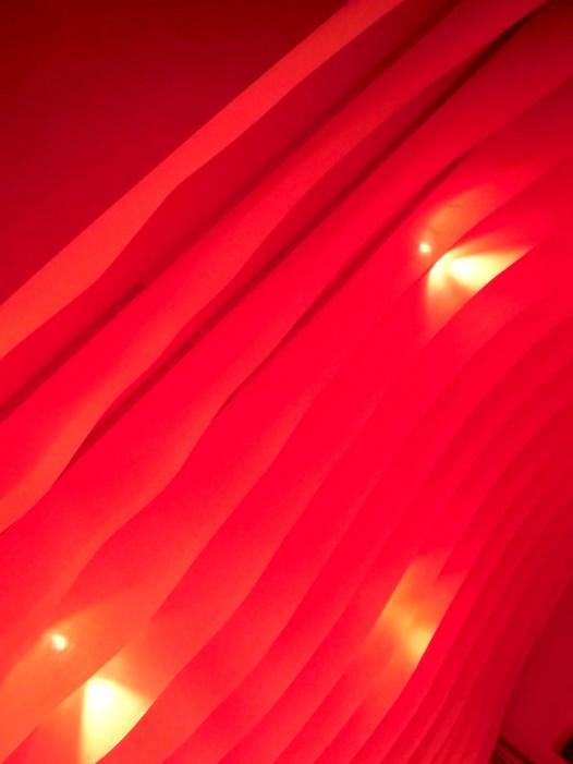 déco en rouge