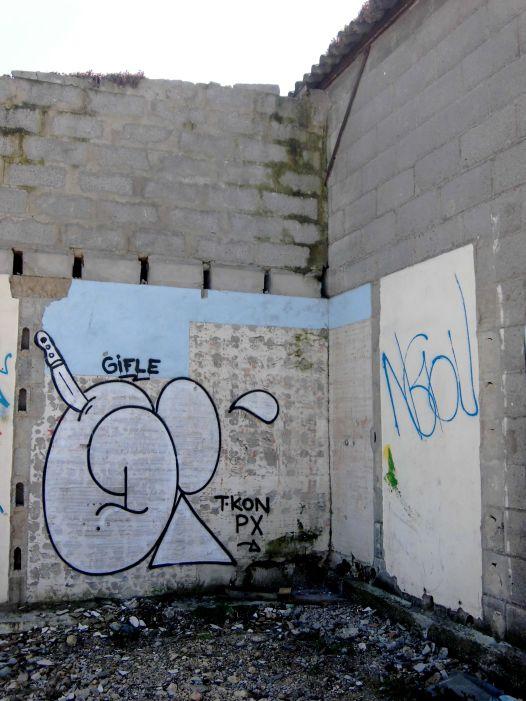 Lorient graffiti 10