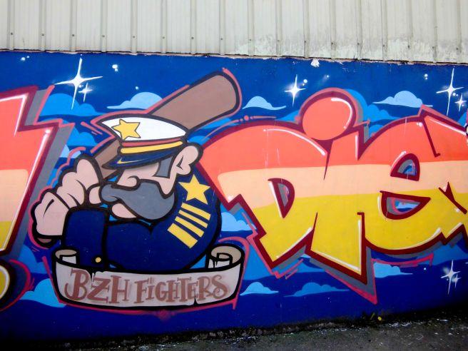 Lorient graffiti 17