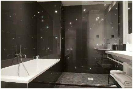 hôtel Georgette salle de bain
