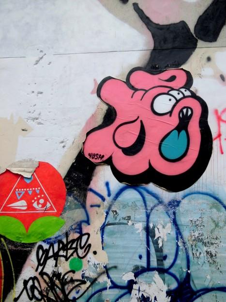 Près du Centre Georges Pompidou. 1