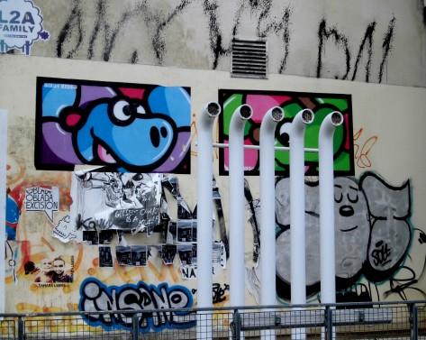 Près du Centre Georges Pompidou.