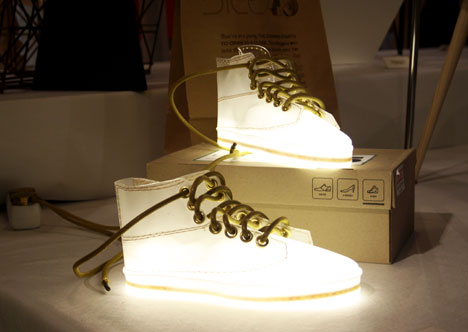 shoe lamp_claars jodin