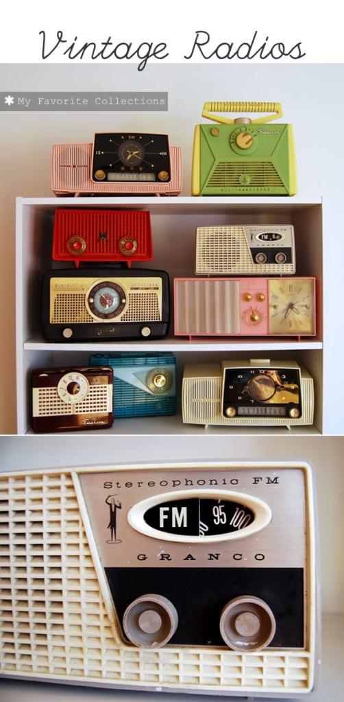 Vintage radio..