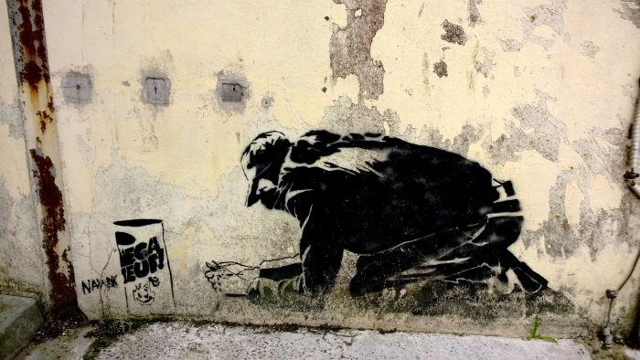 graffiti Lorient. OCT 1