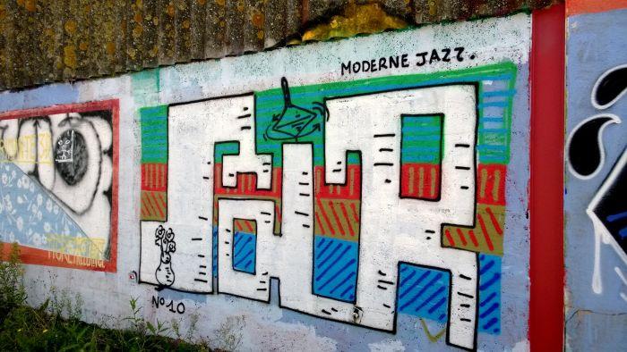 graffiti Lorient. OCT 13